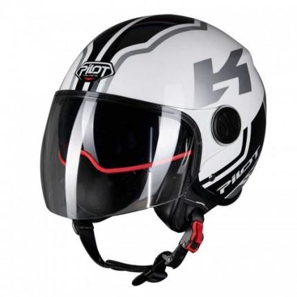 Кацига Pilot Fazer SV wh/grey