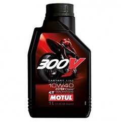 Motul 300V 10W40; 15W50 100% Synthetic