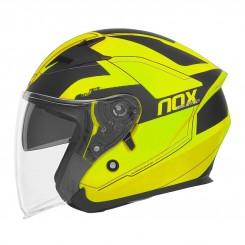 Кацига Nox N127 Metro Mat Neon Yellow