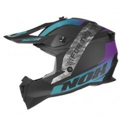 Кацига Nox N633 Onyx Blue - Purple