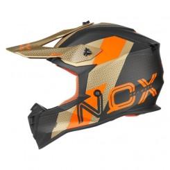 Кацига Nox N633 Viper Gold - Orange