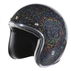 Кацига Nox N242 Glitter Rainbow Black