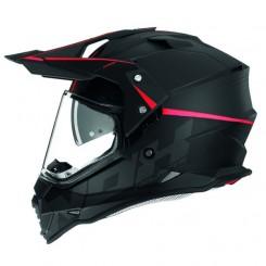 Кацига Nox N312 Crow Red